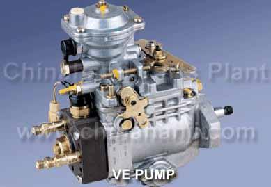 Cara kerja fuel injection pump tipe ve pada motor diesel